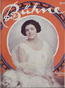 Lotte Lehmann auf Deutsch