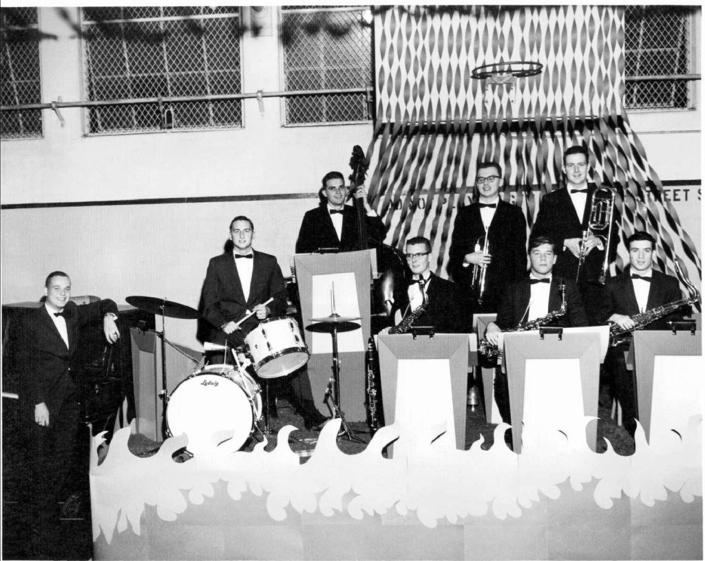 THE BAND 1962