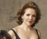 Renée Fleming is using supratitles for her recitals