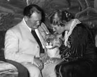 Goering, lioness, Sonnemann